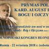 Zapowiedź IV Ogólnopolskiego Kongresu Hlondowskiego