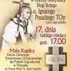 Msza św. u grobu<br>sługi Bożego o. Ignacego Posadzego