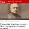 Dekret o heroiczności cnót Kardynała Augusta Hlonda