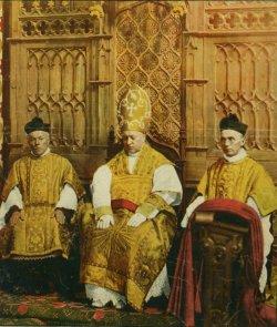 25-lecie prezbiteratu Prymasa - u salezjanów w Przemyślu - 23.09.1930